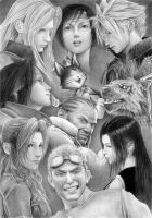 FFVII _ULTIMATUM_ by Cataclysm-X
