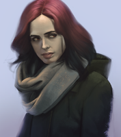 jessica jones 2 by KuroRime