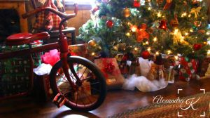 Christmas Morning by Laura-Kinney