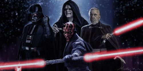 The Sith Will Rule by IntergalacticMonkey