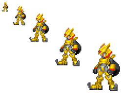Kenji Sprite by Dictator-Heartless