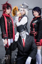 DGM Group Japan Expo 2 by MorganaBlackwings
