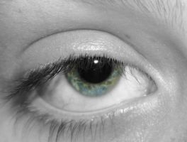 Close Up Eye by prime5