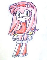 long hair amy by ninpeachlover