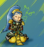 My Magus by Skypup