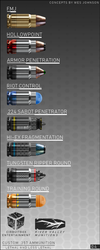 [FREE] Custom .357 SIG Munitions Variants [FREE] by DeRezzurektion