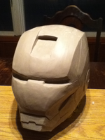 iron man clay WIP 4 by newdeal666