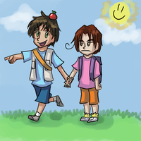 Romano the Explorer by Frostpebble