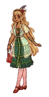 Anne outfit 1 by Ag-Cat