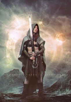 Warrior heart by Aeternum-designs