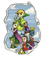 Wind Waker by Icy-Snowflakes