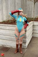 Cammy Cosplay Ikuy 11 by TheUnbeholden