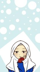Hijab 3 Phone Wallpaper by ihakim27