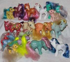 My Little Pony - For Sale by Lovely-DreamCatcher