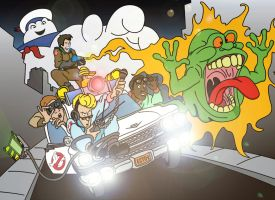 Real Ghostbusters 2.0 by jhroberts