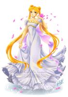 Princess Serenity by Cientifica