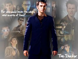 The Tenth Doctor by Avalon-Starr