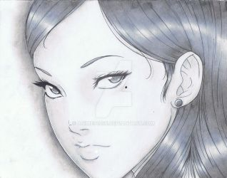 Tomie by Anime019se