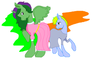 The Princess and the Pauper - [CONTEST ENTRY] by SummerSketch-MLP