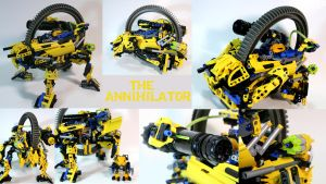 Annihilator by Deadpool7100