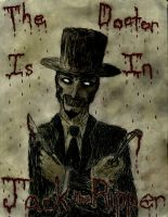 Jack the Ripper by fadinginthedark
