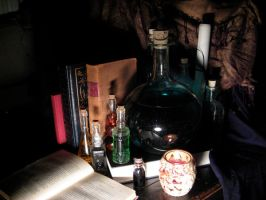 Potions 8 by hever-stock