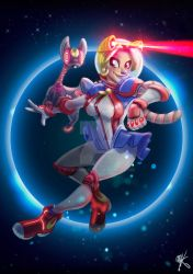 Sailor moon space by maikymAik