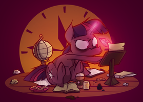 Don't need no credit card by CapnPea