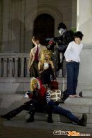 my Death Note Group by flyaguilera