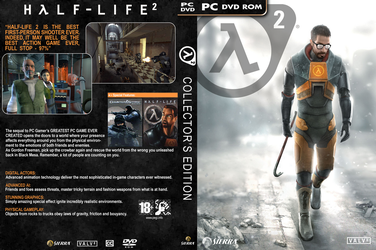 Half-Life Collector's Edition by linkitch