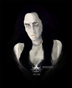 Vanessa Ives (Penny Dreadful) by asinx