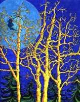 Aspens by PhilLewis