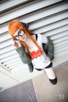 Futaba Persona 5 Cosplay by gaming-goddess