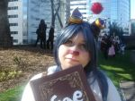 Steampunk moogle Sakuracon 2013 by MemoSama