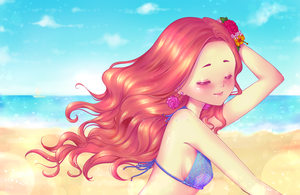 Summer Breeze by TanyaKi