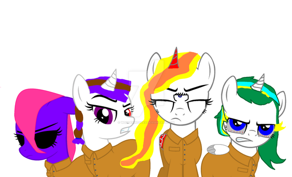 Fusion on attack (Edit on story) by WonderHooves