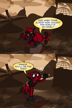 Spideypool: Out of ashes Bonus by HTF-ADTI-MLP100606