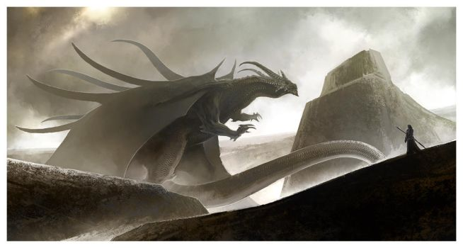 Dragon by HBDesign