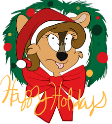 That Toony Christmas by Fawnadeer