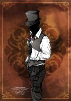 Le voleur de couleur : Steampunk by arthelius