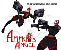 AMMUT's ANGEL Design 2 by chriscrazyhouse