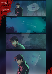 Flying Star - HTGAWM fancomic - Connor by Mokolat