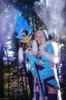 DotA 2 - Crystal Maiden - Snow by MilliganVick