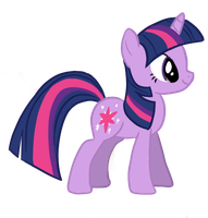 Twilight Sparkle Vector by NovemberWishes