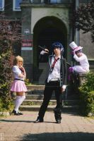 Ao no Exorcist: Entrance by wtfproductionsskits