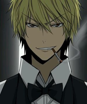 Monster Shizuo Heiwajima x Male!Reader by YamiBaki on DeviantArt