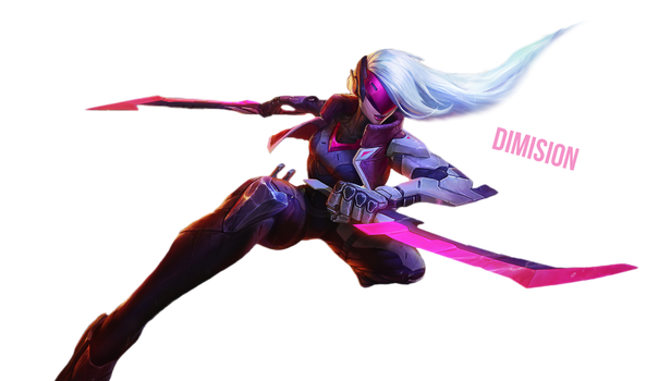 Project Katarina Render by DimisionART
