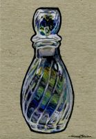 ACEO 2015 - Bottle by M-Everham