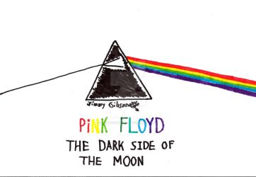 Pink Floyd - The Dark Side of the Moon by CelmationPrince