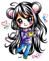 Mouse by Colorful--Melody